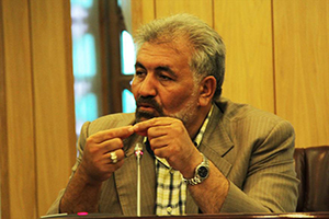 sahl abadi - reis e khane ye sanat , madan va tejarat e esfahan
