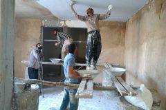 گروه جهادی شباب الزهرا(س) زرین شهر
