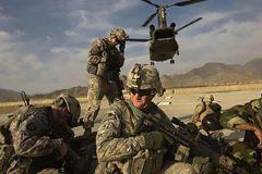 حضور نظامی آمریکا در خاک سوریه
