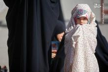 دختری که نماز باران خواند