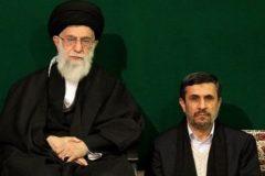 توصیه رهبر به احمدی نژاد