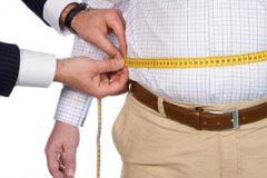 درمان اضافه وزن