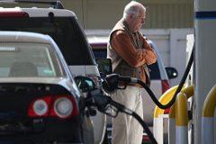 قیمت بنزین در آمریکا